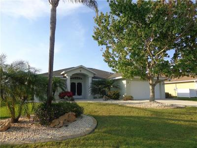 Rotonda, Rotonda West, Rotonda Lakes Single Family Home For Sale: 89 Long Meadow Lane N