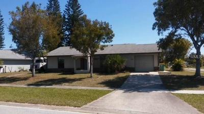 Port Charlotte Sec 93, Port Charlotte Sec 066, Port Charlotte Sec 095 Single Family Home For Sale: 6586 Coliseum Boulevard
