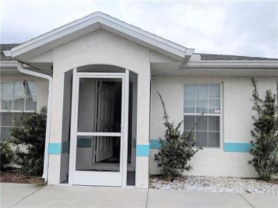 Rotonda, Rotonda West, Rotonda Lakes Condo For Sale: 207 Boundary Boulevard #113