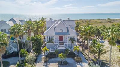 Single Family Home For Sale: 7390 Palm Island Drive #SS # 8