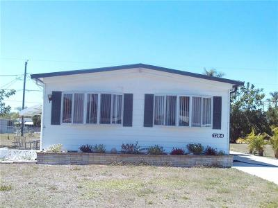 Mobile/Manufactured For Sale: 1284 Flamingo (Lot 23) Drive