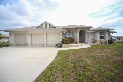 Single Family Home For Sale: 10600 Ayear Road
