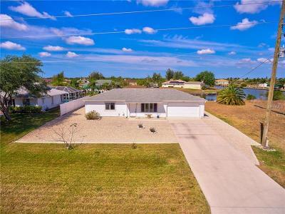 Port Charlotte Single Family Home For Sale: 9501 St Paul Drive