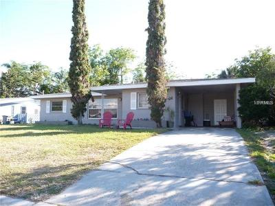 Venice Single Family Home For Sale: 424 Shamrock Boulevard