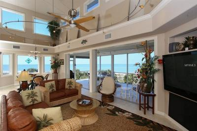 Boca Grande, Placida Single Family Home For Sale: 480 S Gulf Boulevard