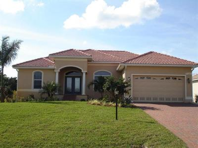 Placida Single Family Home For Sale: 208 Arlington Drive