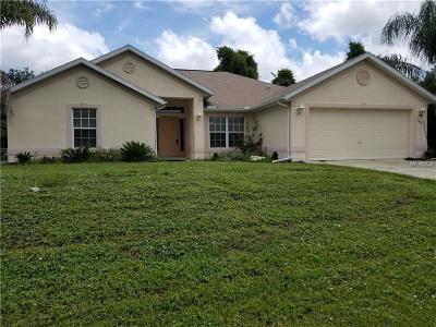 Single Family Home For Sale: 2402 Manheim Avenue