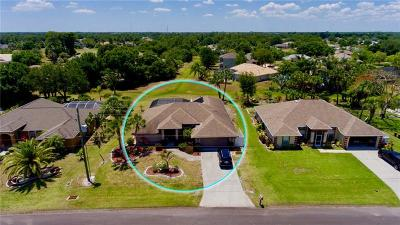 Single Family Home For Sale: 25349 Aysen Drive