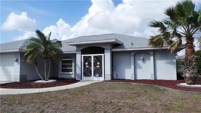 Rotonda Single Family Home For Sale: 52 Mariner Lane