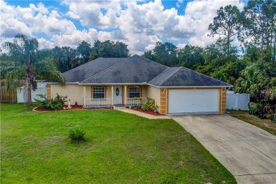North Port Single Family Home For Sale: 2426 Homestead Circle