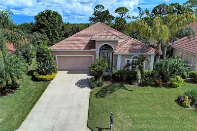 Port Charlotte Single Family Home For Sale: 13360 Golf Pointe Drive