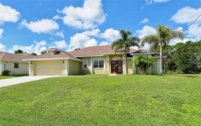 Rotonda West FL Single Family Home For Sale: $340,000