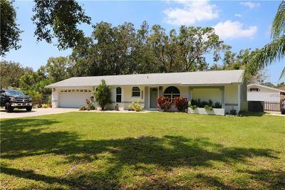 Single Family Home For Sale: 2680 Manasota Beach Road