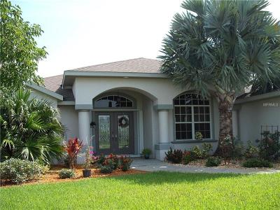 Port Charlotte Single Family Home For Sale: 13478 Ingraham Boulevard