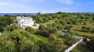 Single Family Home For Sale: 7045 Manasota Key Road
