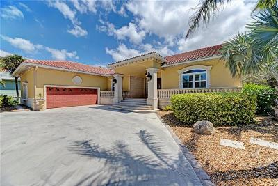 Single Family Home For Sale: 8035 Manasota Key Road