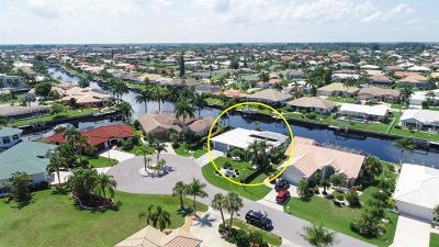 Punta Gorda Single Family Home For Sale: 1107 Treasure Cay Court