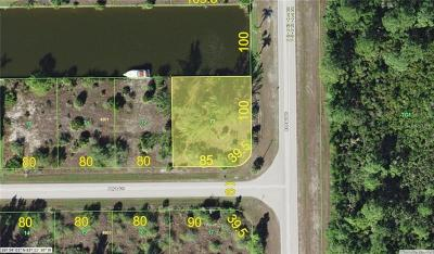 Port Charlotte Residential Lots & Land For Sale: 15400 Aqua Circle