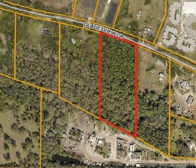 Venice Residential Lots & Land For Sale: 2853 Gladesview Drive
