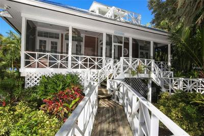 Sanibel, Captiva Single Family Home For Sale: 124 Useppa Island