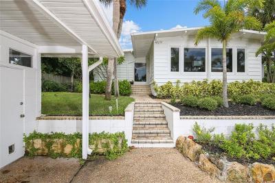 Single Family Home For Sale: 7950 Manasota Key Road