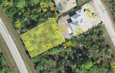 Port Charlotte Residential Lots & Land For Sale: 14540 San Domingo Boulevard