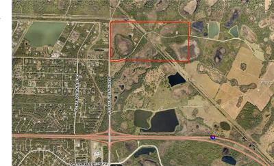 Sarasota County Residential Lots & Land For Sale: 7020 N Toledo Blade Boulevard