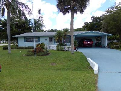 Single Family Home For Sale: 1800 Bluebird Lane
