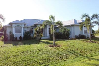 Charlotte County Single Family Home For Sale: 10412 New Brunswick Street