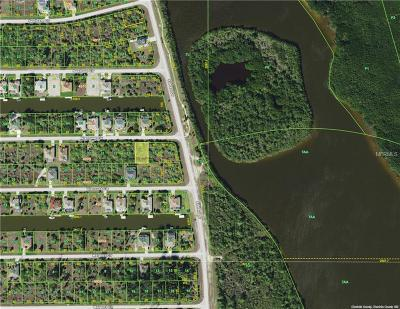 Port Charlotte Residential Lots & Land For Sale: 15419 Viscount Circle