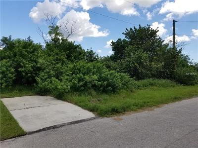 Port Charlotte Residential Lots & Land For Sale: 15196 Chinook Way