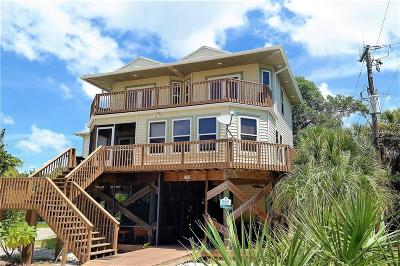 Single Family Home For Sale: 8152 Little Gasparilla Island