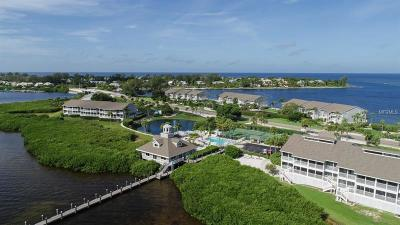 Charlotte County Condo For Sale: 6010 Boca Grande Causeway #C27