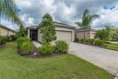 Venice Single Family Home For Sale: 11950 Tempest Harbor Loop