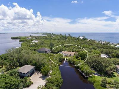 Englewood Single Family Home For Sale: 7211 Manasota Key Road