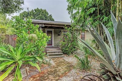 Sarasota Single Family Home For Sale: 1037 41st Street