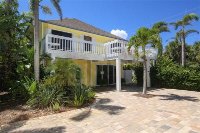 Englewood, Boca Grande Single Family Home For Sale: 200 Pilot Street