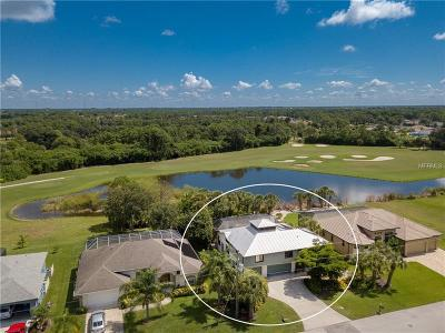 Rotonda West Single Family Home For Sale: 33 Tee View Place