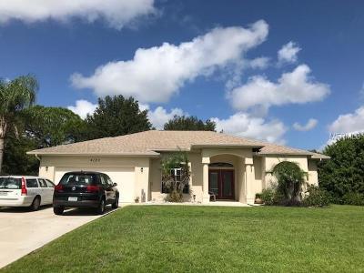 Single Family Home For Sale: 4105 Oshea Street
