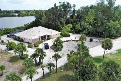 Englewood, Venice Single Family Home For Sale: 713 N Manasota Key Road