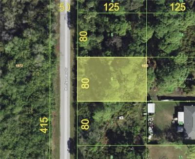 Port Charlotte Sec 052, Port Charlotte Sec 053, Port Charlotte Sec 054, Port Charlotte Sec 056, Port Charlotte Sec 060, Port Charlotte Sec 063, Port Charlotte Sec 095 Residential Lots & Land For Sale: 3342 & 3350 Montgomery Drive