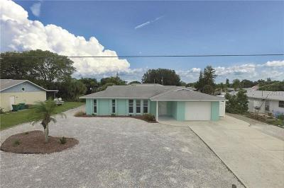 Englewood FL Single Family Home For Sale: $359,000