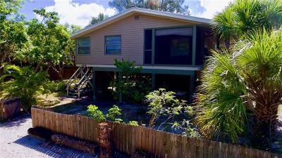 Placida Single Family Home For Sale: 8418 Little Gasparilla Island