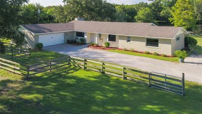 Single Family Home For Sale: 7339 Hawkins Road