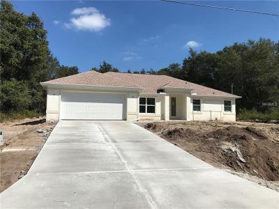 North Port Single Family Home For Sale: 2848 Cecil Avenue