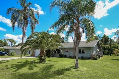 Port Charlotte Single Family Home For Sale: 1500 Rommel Street