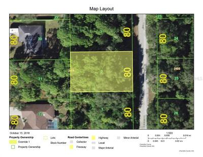 Port Charlotte Residential Lots & Land For Sale: 503 Sherwin Street