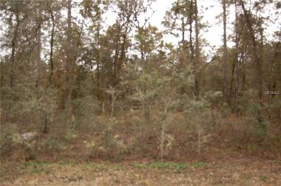 Marion County Residential Lots & Land For Sale: Lot 7 Hank Hoff Ave NW