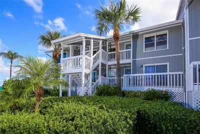 Charlotte County Condo For Sale: 6010 Boca Grande Causeway #C32