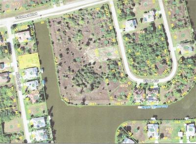 Port Charlotte Residential Lots & Land For Sale: 8428 Burwell Circle